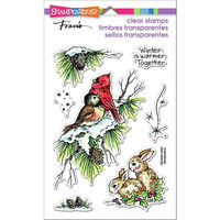 Stampendous - Birds & Bunnies, Leimasetti
