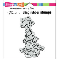 Stampendous - Gnome Lights, Leima