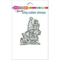 Stampendous - Gnome Shoppers, Leima