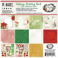 49 And Market - Vintage Artistry Noel, Collection Pack 6