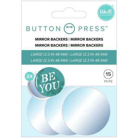 We R - Button Press Mirror Kit