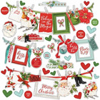 Simple Stories - Simple Vintage North Pole Banner Sticker 12
