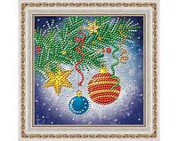 ArtMosfa - Christmas Toys (K)(N), Timanttimaalaus, 15x15cm