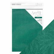 Tonic - Luxury Embossed Cardstock, Jungle Fever A4, 5 arkkia