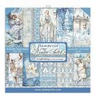 Stamperia - Winter Tales, Paper Pack 12