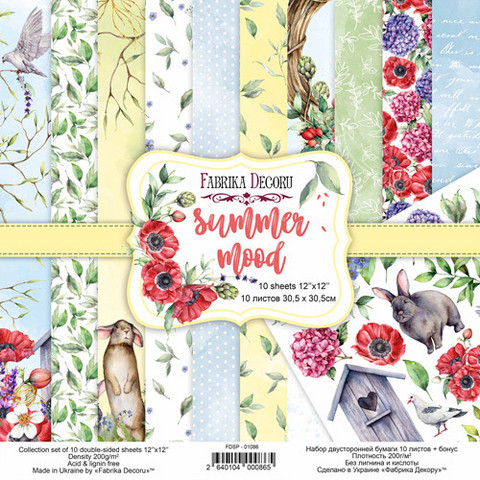 Fabrika Decoru - Summer Mood, 12