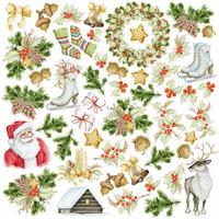 Fabrika Decoru - Awaiting Christmas, Leikekuva-arkki 12