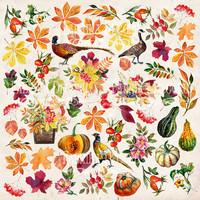 Fabrika Decoru - Botany Autumn Redesign, Leikekuva-arkki 12