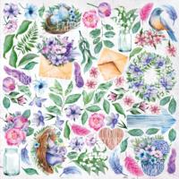 Fabrika Decoru - Colorful Spring, Leikekuva-arkki 12