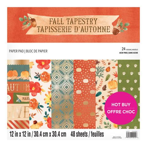 Craft Smith - Fall Tapestry 12