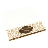 CraftUK - White Card, kartonki 12