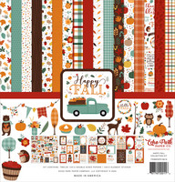 Echo Park - Happy Fall, Collection Kit 12