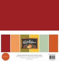 Carta Bella - Hello Autumn, Solids Kit 12