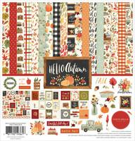 Carta Bella - Hello Autumn, Collection Kit 12