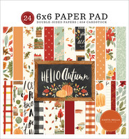 Carta Bella - Hello Autumn, Double-Sided Paper Pad 6