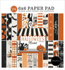 Carta Bella - Halloween Market, Double-Sided Paper Pad 6