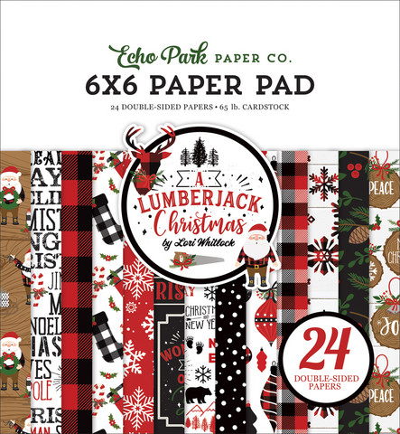 Echo Park -  A Lumberjack Christmas, Paperikko 6