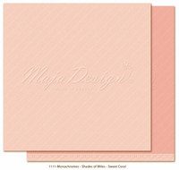 Maja Design - Monochromes - Shades of Miles - Sweet Coral