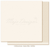 Maja Design - Monochromes - Shades of Miles - Soft White