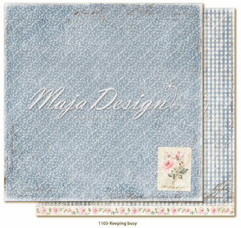 Maja Design - Miles Apart - Keeping busy