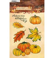 Studio Light - Wonderful Autumn Nr.478, Leimasetti