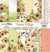 ScrapBoys - Sunny Village, 12