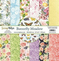ScrapBoys - Butterfly Meadow, 12