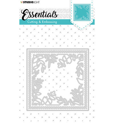 Studio Light - Stanssisetti, Embossing Die Cut Essentials nr.316
