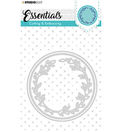 Studio Light - Stanssisetti, Embossing Die Cut Essentials nr.315