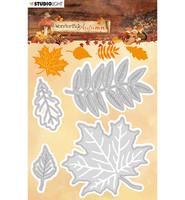 Studio Light - Wonderful Autumn nr.308, Stanssisetti