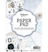 Studio Light - Paper Pad Elements nr.152, A5, Paperikko