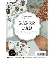 Studio Light - Paper Pad Elements nr.153, A5, Paperikko