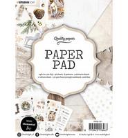 Studio Light - Paper Pad Elements nr.151, A5, Paperikko