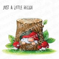 Stamping Bella - Gnome In A Tree, Leimasetti
