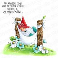 Stamping Bella - The Gnome In The Hammock, Leimasetti