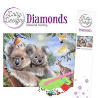 Dotty Designs - Wild Animals Outback (K)(P), Timanttimaalaus, 30x42cm