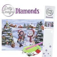 Dotty Designs - Winter Wonderland (K)(P), Timanttimaalaus, 30x42cm