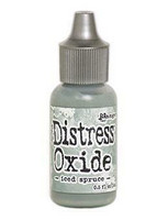 Tim Holtz - Distress Oxide Täyttöpullo, Iced Spruce