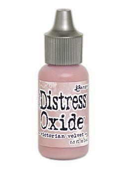 Tim Holtz - Distress Oxide Täyttöpullo, Victorian Velvet