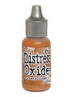 Tim Holtz - Distress Oxide Täyttöpullo, Rusty Hinge