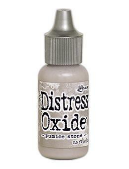 Tim Holtz - Distress Oxide Täyttöpullo, Pumice Stone