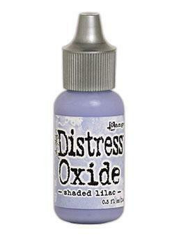 Tim Holtz - Distress Oxide Täyttöpullo, Shaded Lilac
