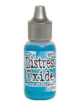 Tim Holtz - Distress Oxide Täyttöpullo, Mermaid Lagoon
