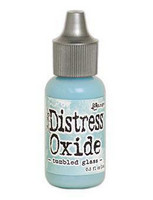 Tim Holtz - Distress Oxide Täyttöpullo, Tumbled Glass