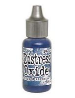 Tim Holtz - Distress Oxide Täyttöpullo, Chipped Sapphire
