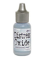 Tim Holtz - Distress Oxide Täyttöpullo, Weathered Wood