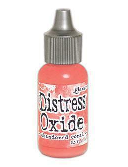 Tim Holtz - Distress Oxide Täyttöpullo, Abandoned Coral