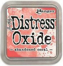 Tim Holtz - Distress Oxide Ink, Leimamustetyyny, Abandoned Coral