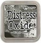 Tim Holtz - Distress Oxide Ink, Leimamustetyyny, Black Soot