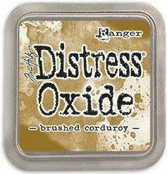 Tim Holtz - Distress Oxide Ink, Leimamustetyyny, Brushed Corduroy